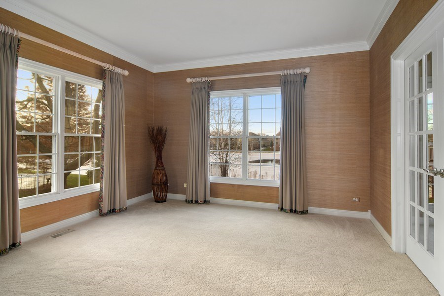 Real Estate Photography - 1285 Shoreside Ct, Palatine, IL, 60067 - Study