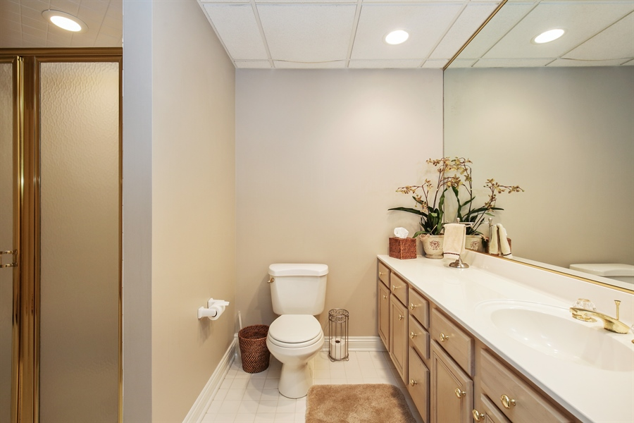 Real Estate Photography - 1285 Shoreside Ct, Palatine, IL, 60067 - Bathroom