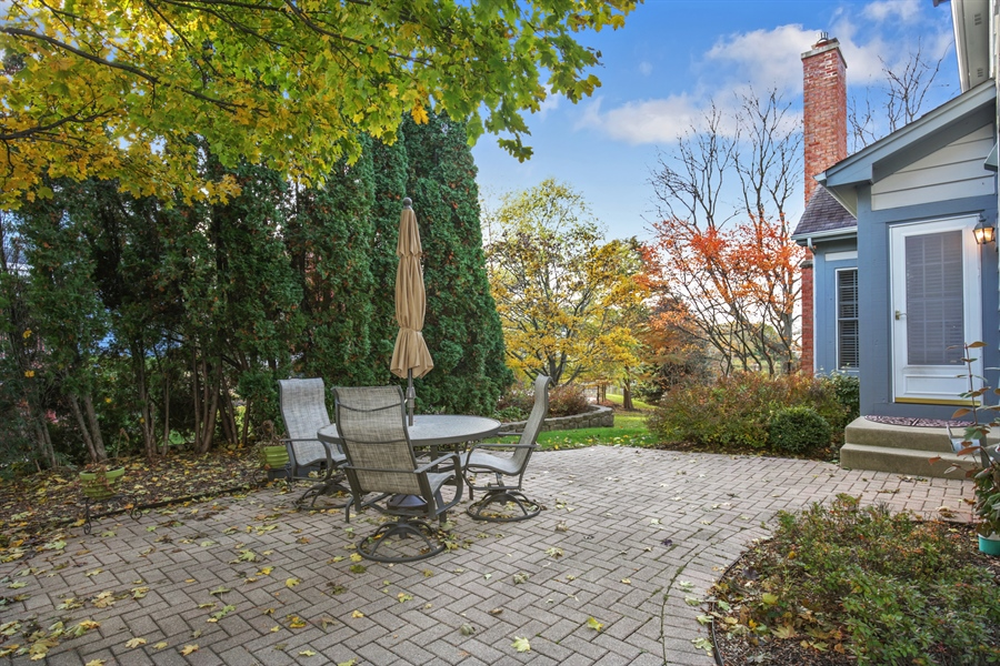 Real Estate Photography - 1285 Shoreside Ct, Palatine, IL, 60067 - Patio