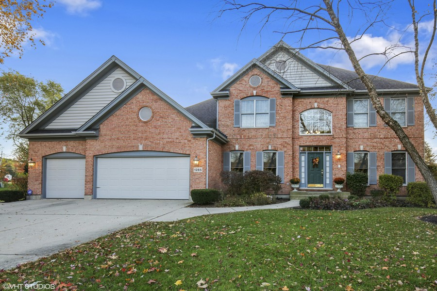 Real Estate Photography - 1285 Shoreside Ct, Palatine, IL, 60067 -