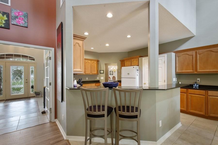Real Estate Photography - 11881 Honey Locust Dr, Jacksonville, FL, 32223 - Kitchen