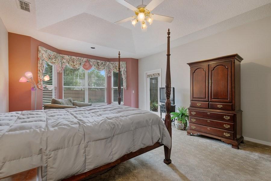 Real Estate Photography - 11881 Honey Locust Dr, Jacksonville, FL, 32223 - Master Bedroom