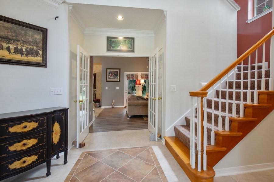 Real Estate Photography - 11881 Honey Locust Dr, Jacksonville, FL, 32223 - Foyer