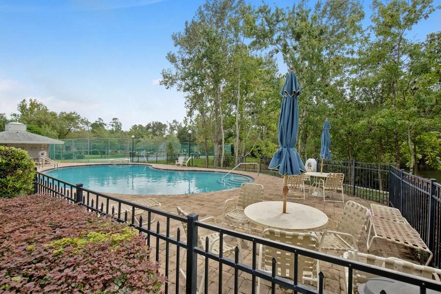 Real Estate Photography - 11881 Honey Locust Dr, Jacksonville, FL, 32223 - Pool