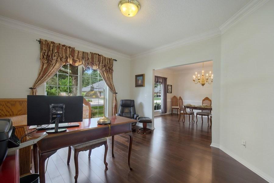 Real Estate Photography - 11881 Honey Locust Dr, Jacksonville, FL, 32223 - Office