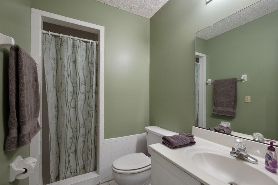 Real Estate Photography - 11881 Honey Locust Dr, Jacksonville, FL, 32223 - Bathroom