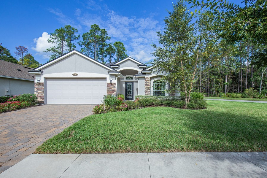 Real Estate Photography - 28 Wayside Ln, Ponte Vedra, FL, 32081 - Front View