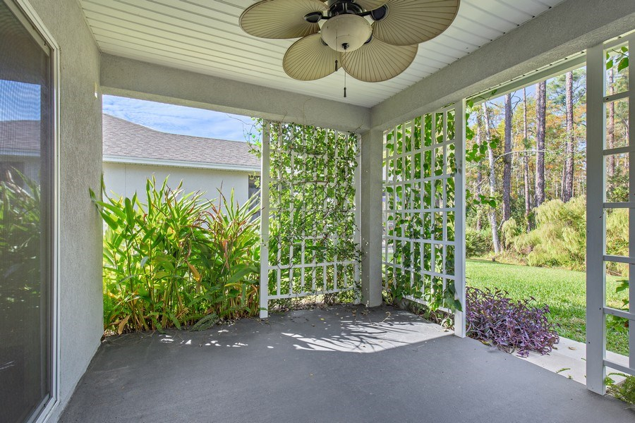 Real Estate Photography - 28 Wayside Ln, Ponte Vedra, FL, 32081 - Patio