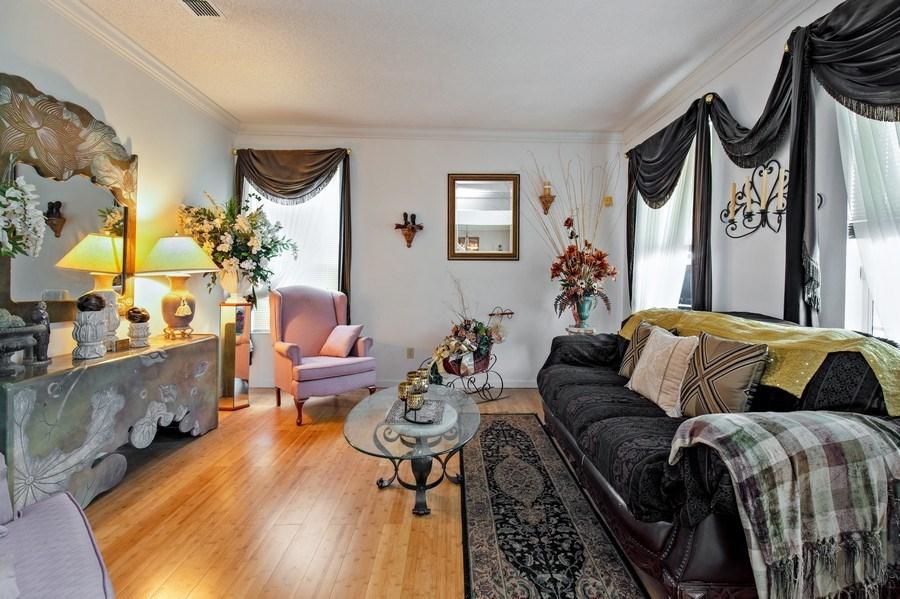 Real Estate Photography - 2142 Brighton Bay Trail W, Jacksonville, FL, 32246 - Living Room