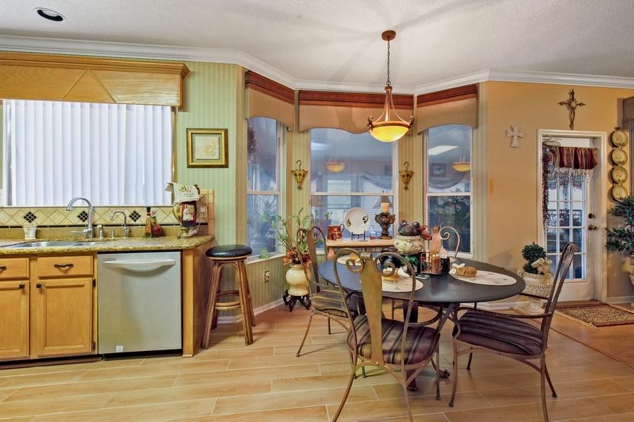 Real Estate Photography - 2142 Brighton Bay Trail W, Jacksonville, FL, 32246 - Breakfast Area