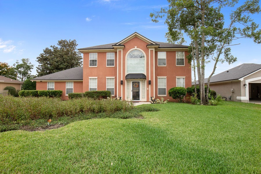 Real Estate Photography - 2142 Brighton Bay Trail W, Jacksonville, FL, 32246 - Front View