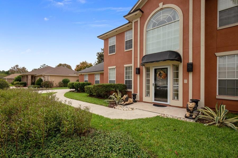 Real Estate Photography - 2142 Brighton Bay Trail W, Jacksonville, FL, 32246 - Entryway