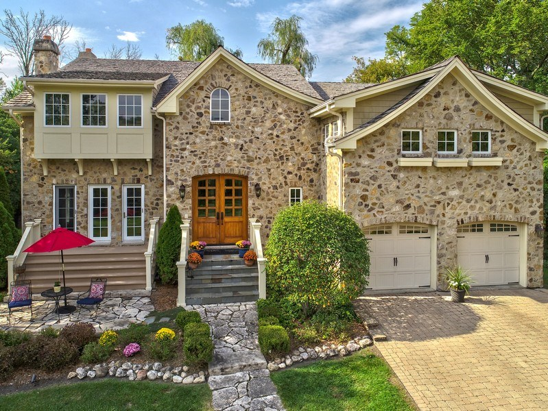 Real Estate Photography - 1450 Aurora Way, Wheaton, IL, 60189 - GRACIOUS AND TIMELESS