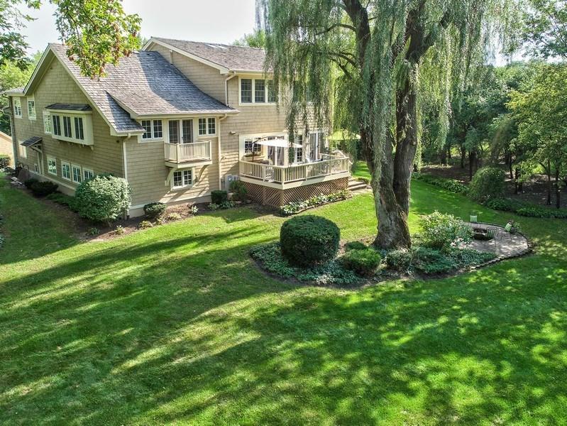 Real Estate Photography - 1450 Aurora Way, Wheaton, IL, 60189 - LANDSCAPED PROFESSIONALLY