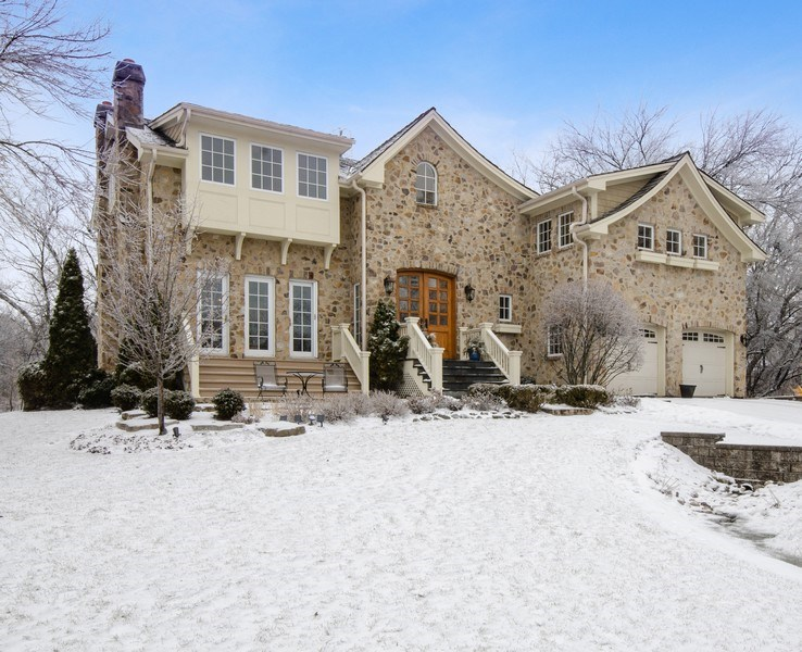 Real Estate Photography - 1450 Aurora Way, Wheaton, IL, 60189 - GORGEOUS FRENCH COUNTRY