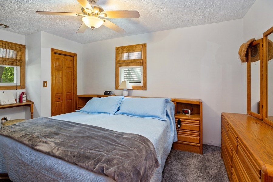 Real Estate Photography - 524 N Edgewood Ave, Wood Dale, IL, 60191 - Master Bedroom