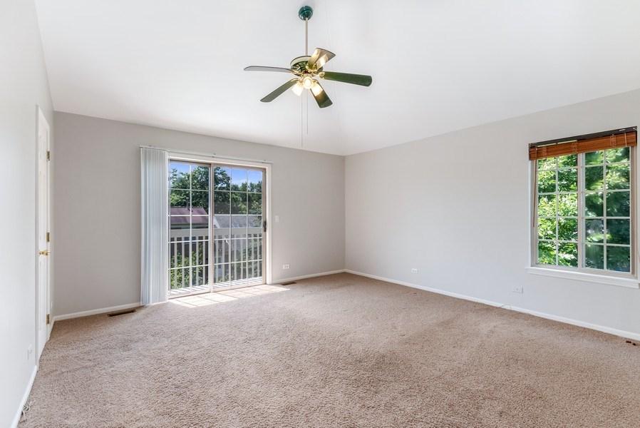 Real Estate Photography - 1501 N saint Marks, Palatine, IL, 60067 - Master Bedroom