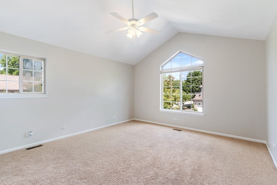 Real Estate Photography - 1501 N saint Marks, Palatine, IL, 60067 - 2nd Bedroom