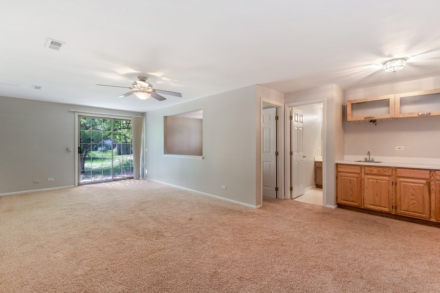 Real Estate Photography - 1501 N saint Marks, Palatine, IL, 60067 - Lower Level
