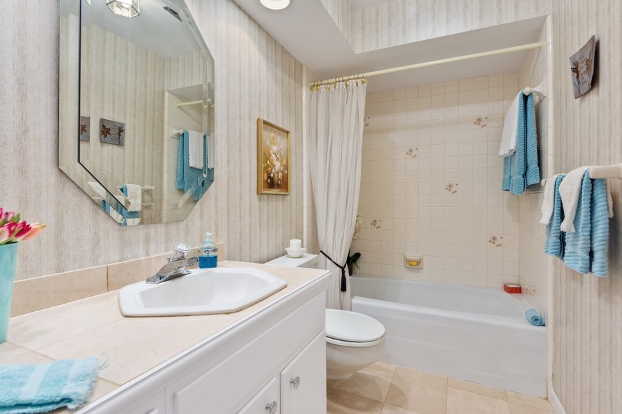 Real Estate Photography - 3451 W Mardan Dr, Long Grove, IL, 60047 - 3rd Bathroom
