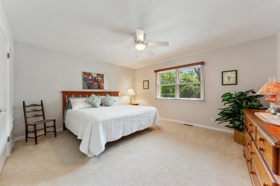 Real Estate Photography - 3451 W Mardan Dr, Long Grove, IL, 60047 - 2nd Bedroom