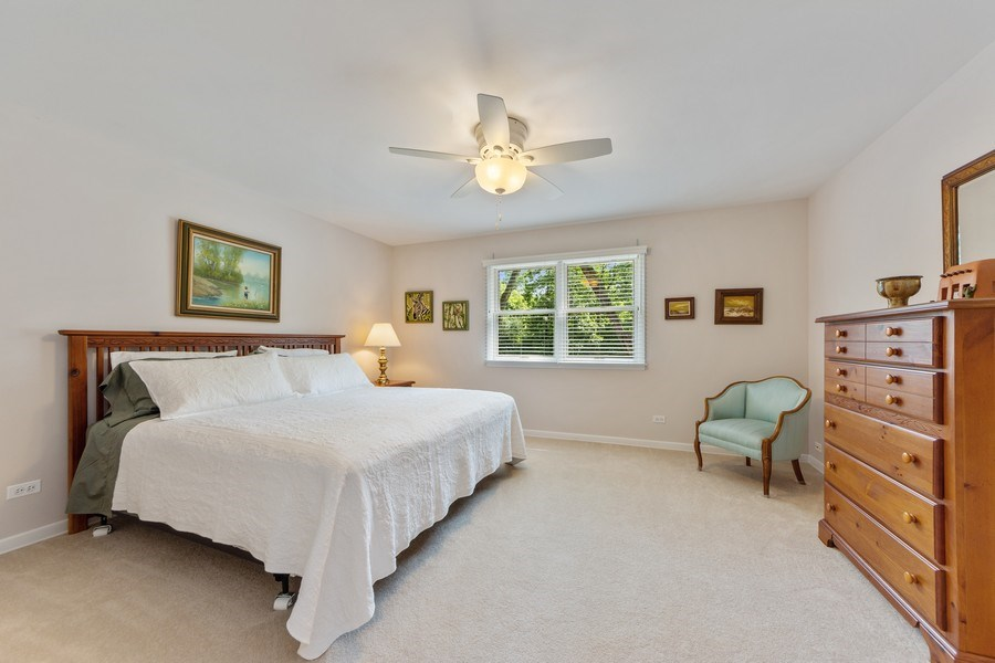 Real Estate Photography - 3451 W Mardan Dr, Long Grove, IL, 60047 - 3rd Bedroom