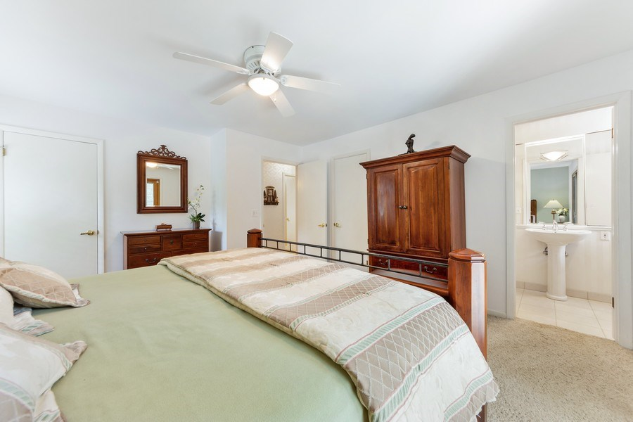 Real Estate Photography - 3451 W Mardan Dr, Long Grove, IL, 60047 - Master Bedroom