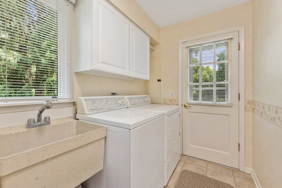 Real Estate Photography - 3451 W Mardan Dr, Long Grove, IL, 60047 - Mudroom