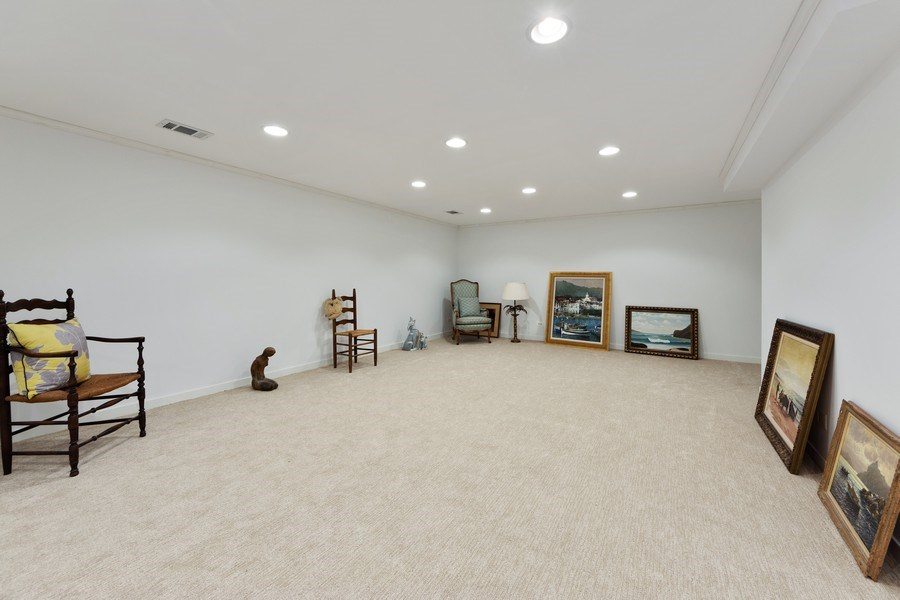 Real Estate Photography - 3451 W Mardan Dr, Long Grove, IL, 60047 - Basement