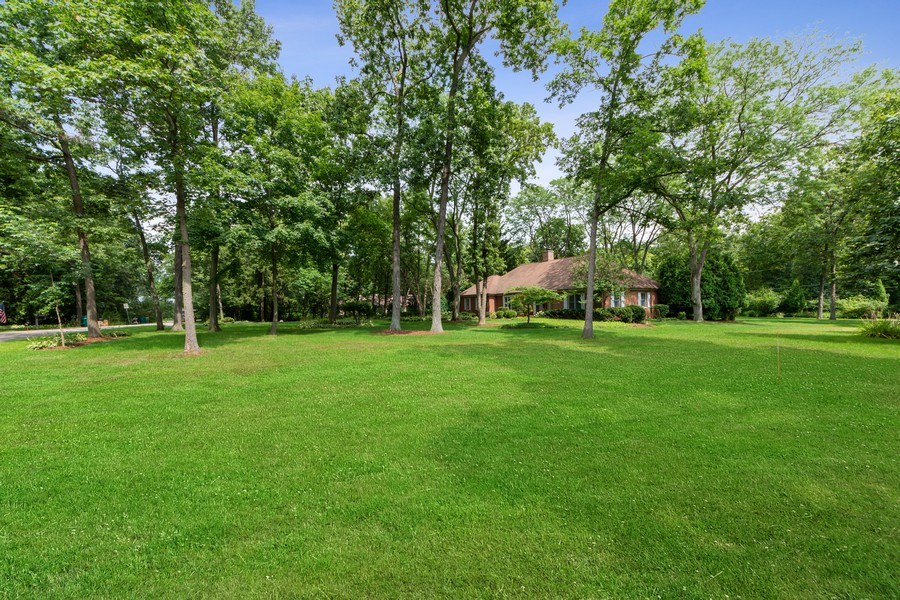 Real Estate Photography - 3451 W Mardan Dr, Long Grove, IL, 60047 - Front Yard