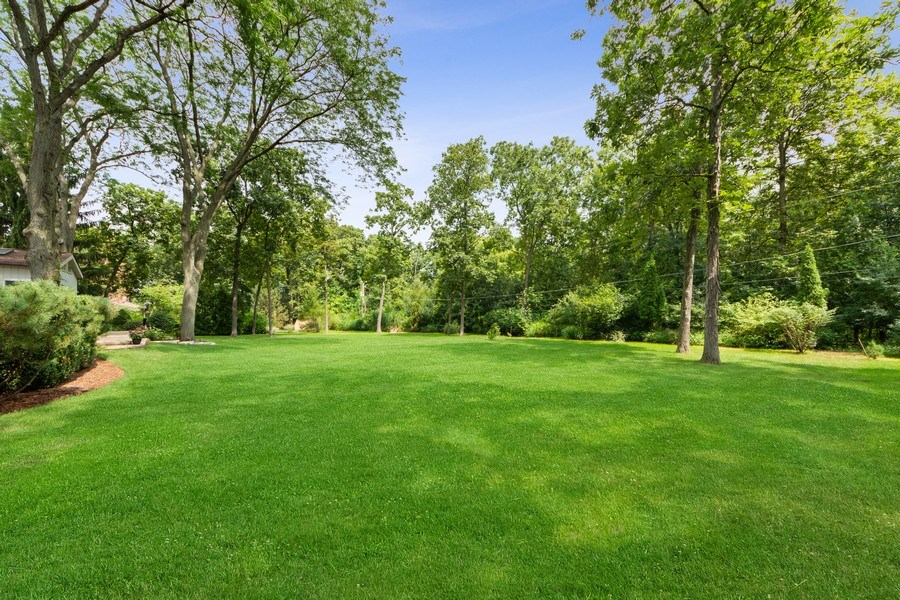 Real Estate Photography - 3451 W Mardan Dr, Long Grove, IL, 60047 - Back Yard