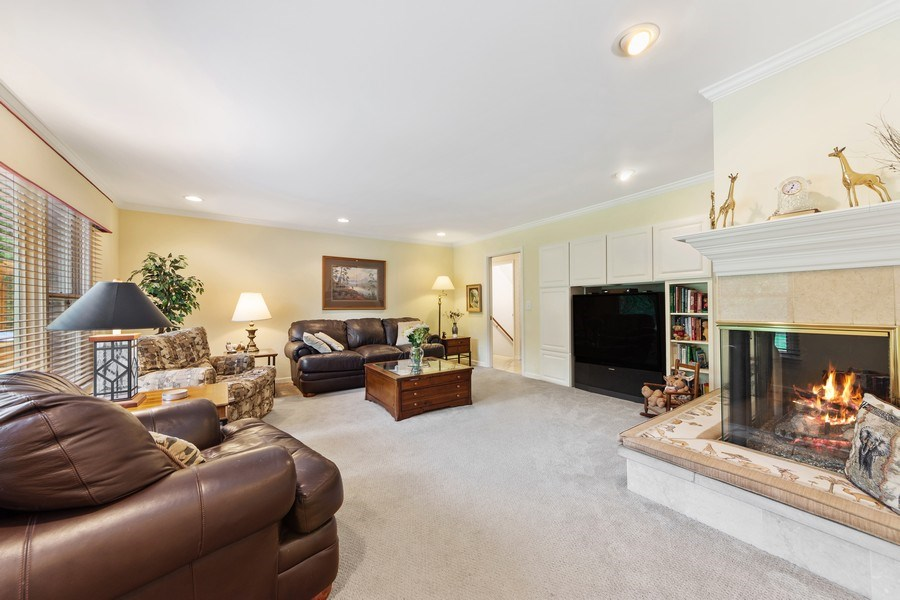 Real Estate Photography - 3451 W Mardan Dr, Long Grove, IL, 60047 - Family Room