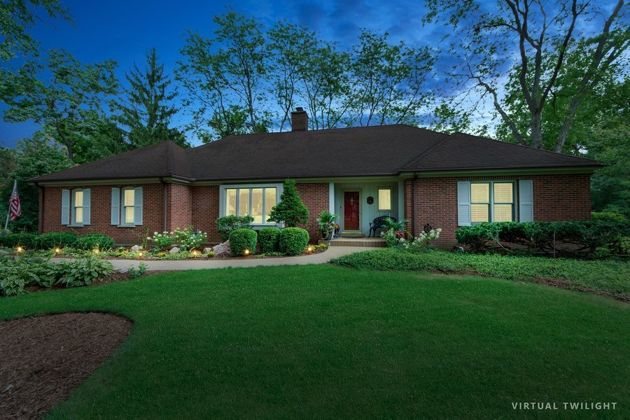 Real Estate Photography - 3451 W Mardan Dr, Long Grove, IL, 60047 - Front View