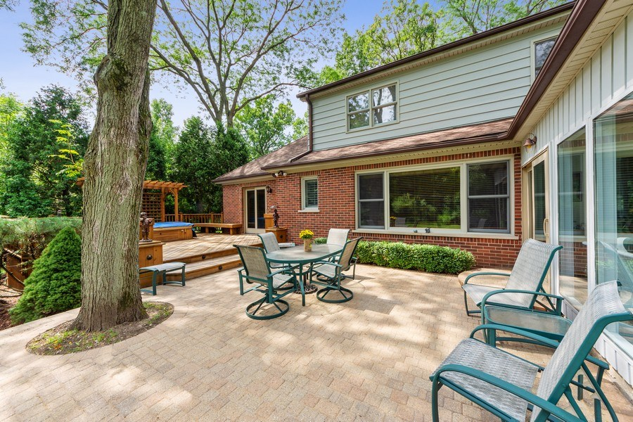 Real Estate Photography - 3451 W Mardan Dr, Long Grove, IL, 60047 - Patio