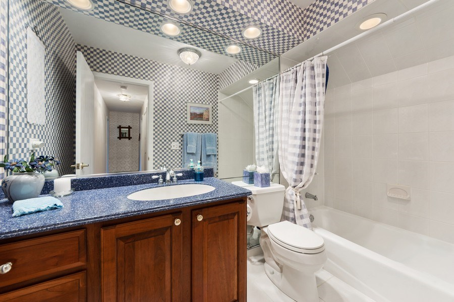 Real Estate Photography - 3451 W Mardan Dr, Long Grove, IL, 60047 - 2nd Bathroom