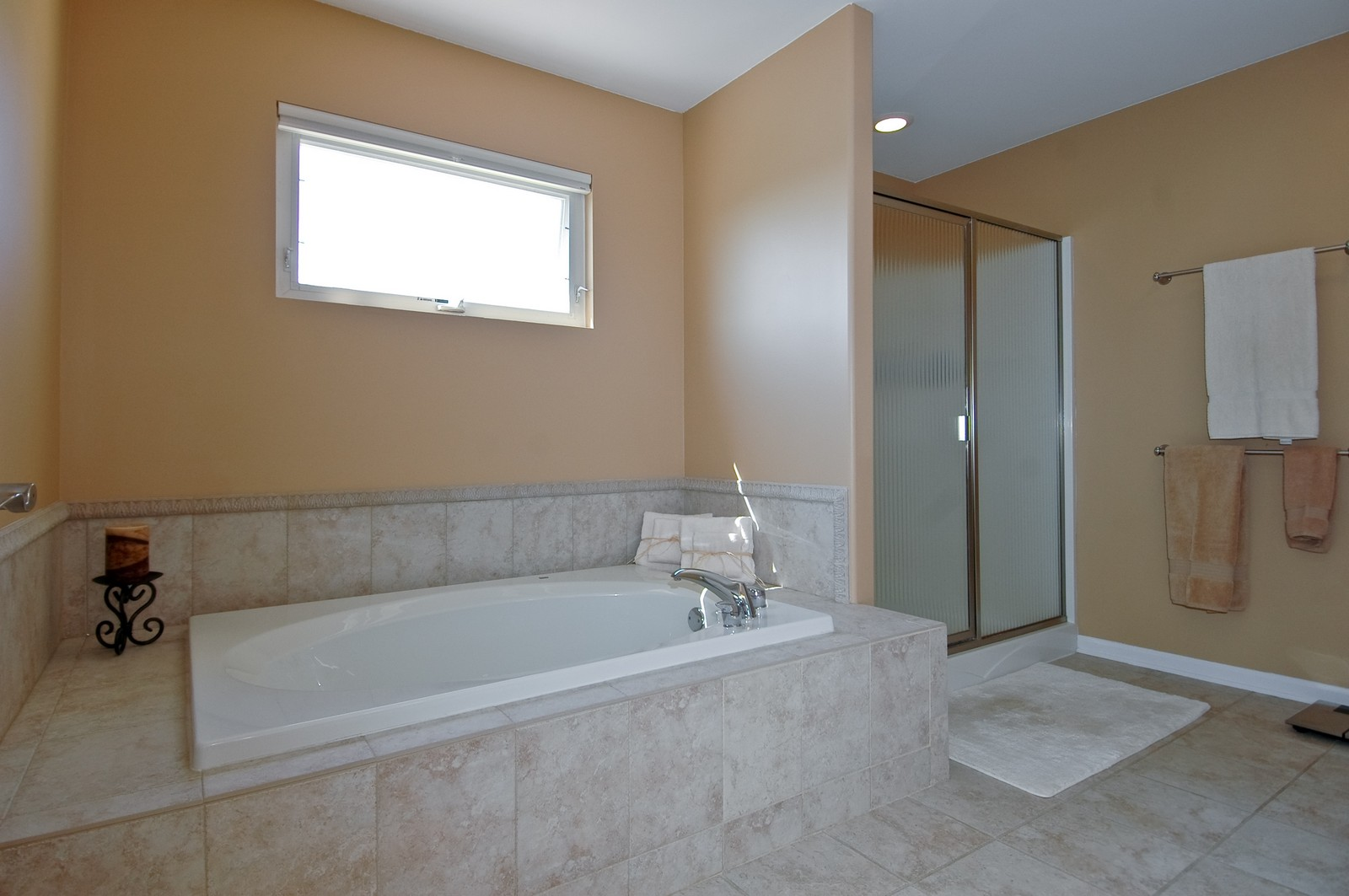 Real Estate Photography - 1484 Rolling Hills Drive, Crystal Lake, IL, 60014 - Master Bathroom
