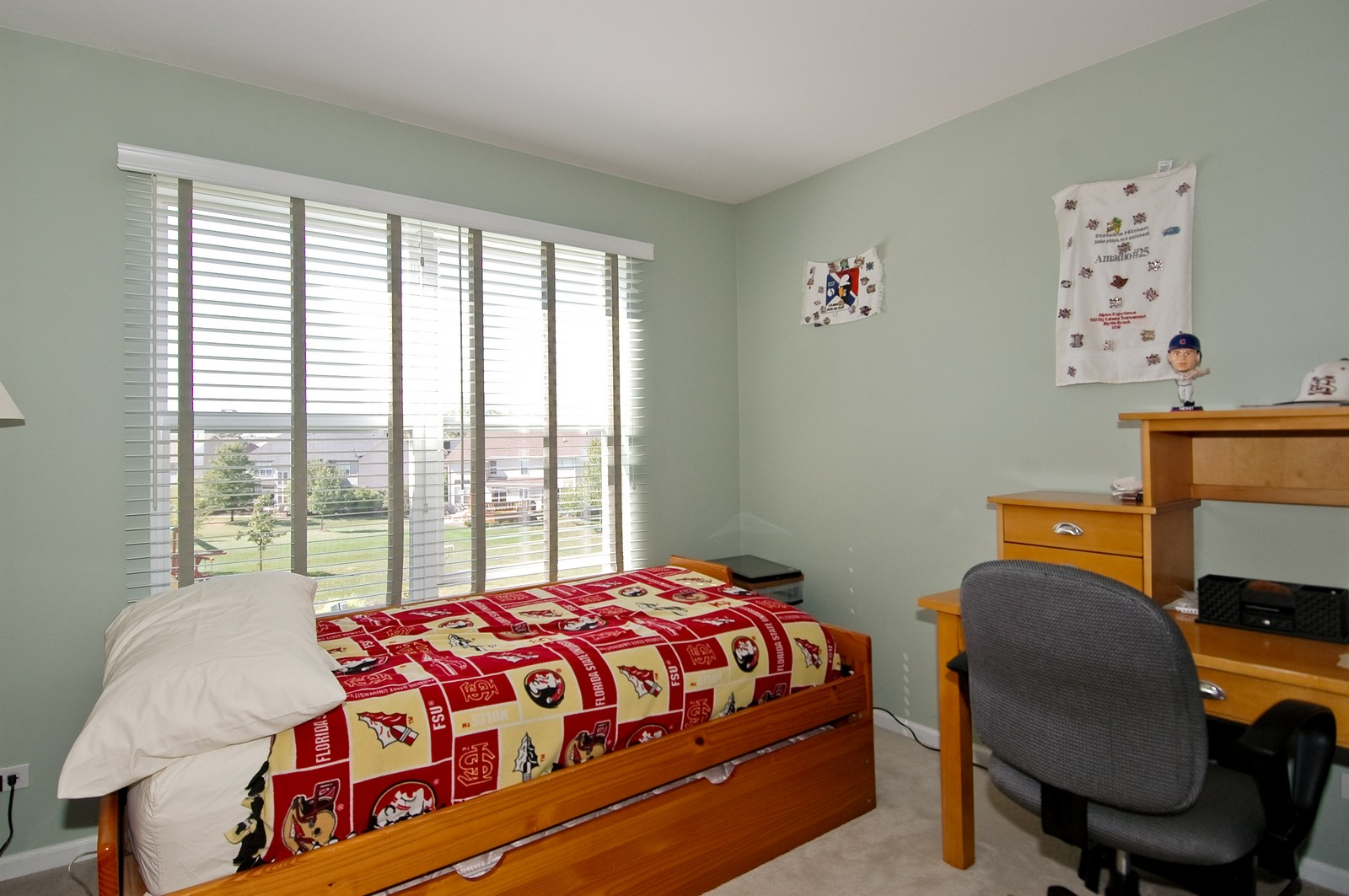 Real Estate Photography - 1484 Rolling Hills Drive, Crystal Lake, IL, 60014 - 2nd Bedroom