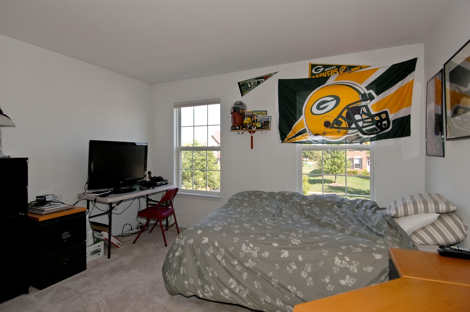 Real Estate Photography - 1484 Rolling Hills Drive, Crystal Lake, IL, 60014 - 3rd Bedroom