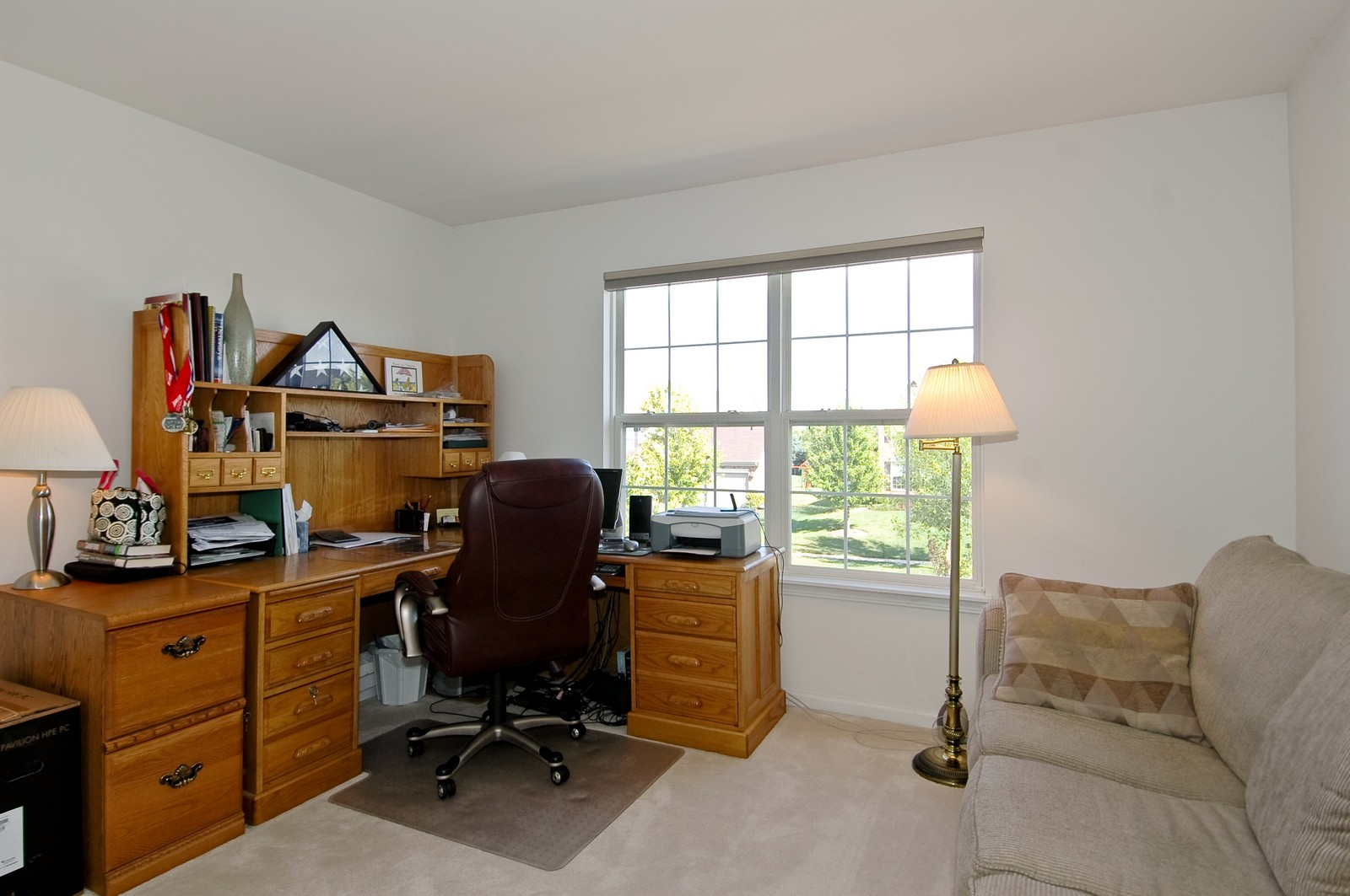 Real Estate Photography - 1484 Rolling Hills Drive, Crystal Lake, IL, 60014 - Bedroom