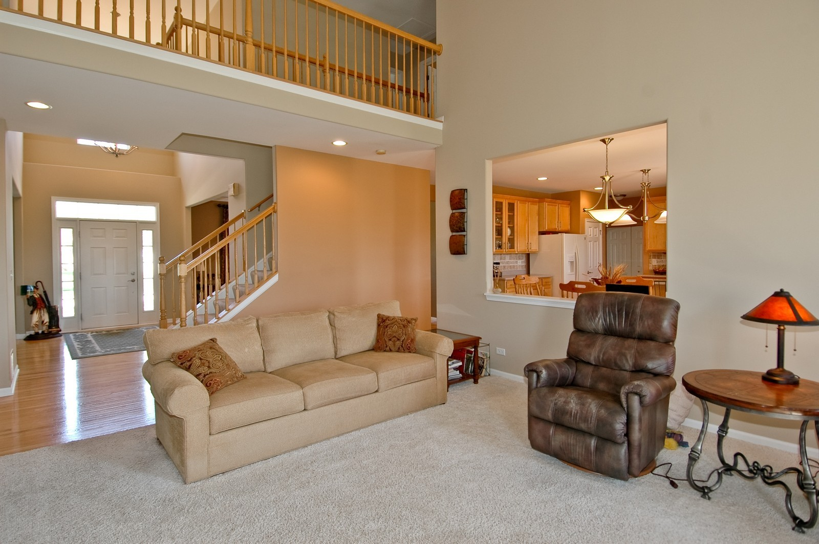 Real Estate Photography - 1484 Rolling Hills Drive, Crystal Lake, IL, 60014 - Foyer