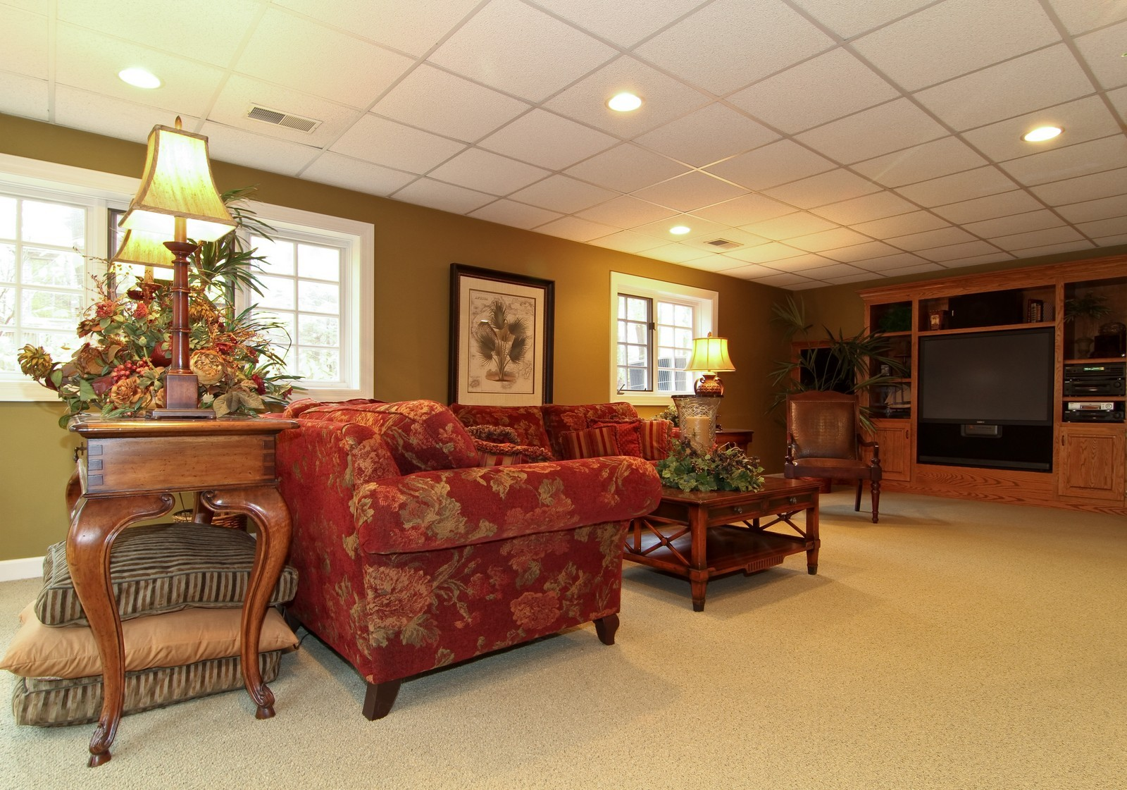 Real Estate Photography - 810 Fox Glen Drive, St. Charles, IL, 60174 - Lower Level