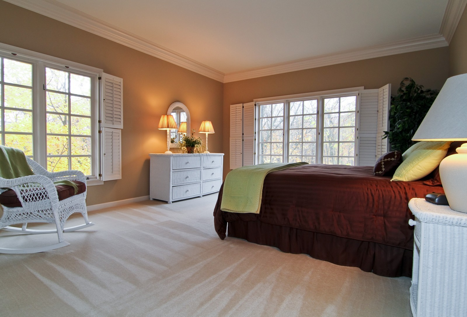 Real Estate Photography - 810 Fox Glen Drive, St. Charles, IL, 60174 - Bedroom