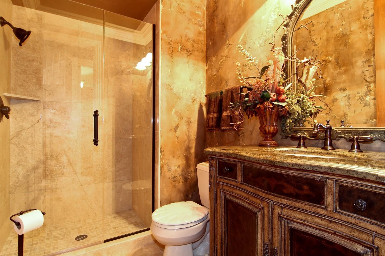 Real Estate Photography - 810 Fox Glen Drive, St. Charles, IL, 60174 - Bathroom