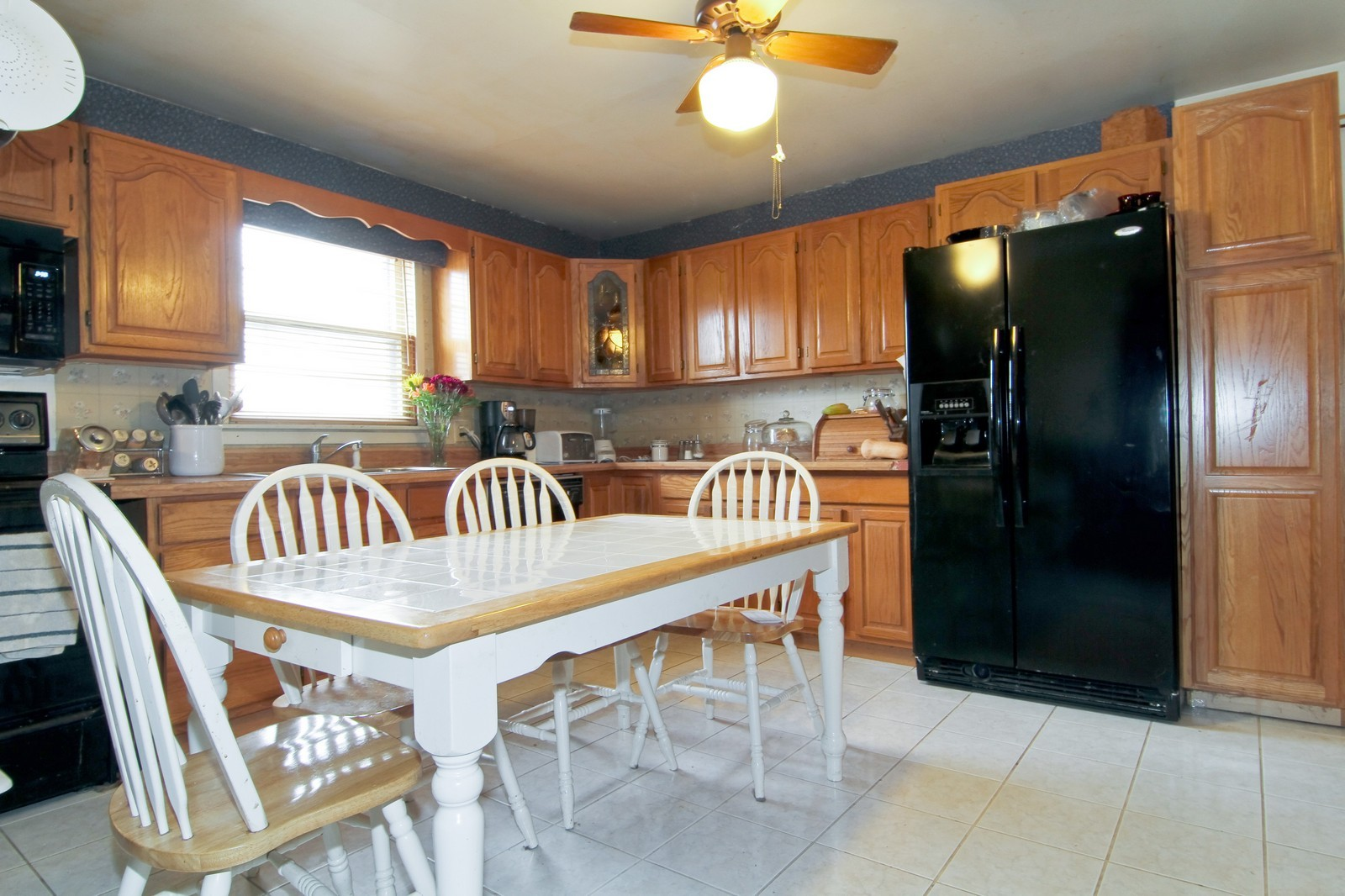 Real Estate Photography - 744 N. Indiana St., Elmhurst, IL, 60126 - Kitchen
