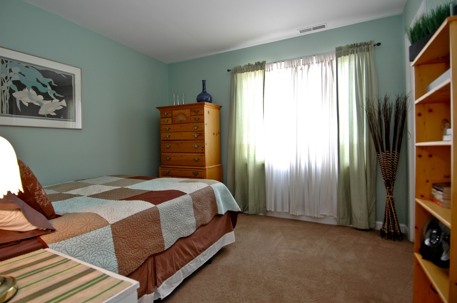 Real Estate Photography - 3813 Shenandoah Drive, Crystal Lake, IL, 60012 - 3rd Bedroom