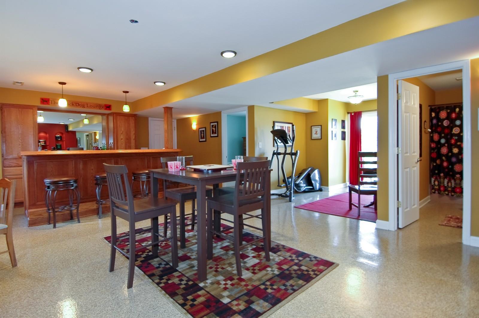 Real Estate Photography - 3813 Shenandoah Drive, Crystal Lake, IL, 60012 - Lower Level