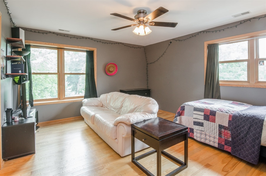 Real Estate Photography - 1511 N. River Road, Algonquin, IL, 60102 - 2nd Bedroom