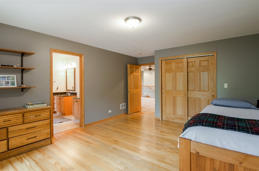 Real Estate Photography - 1511 N. River Road, Algonquin, IL, 60102 - 3rd Bedroom