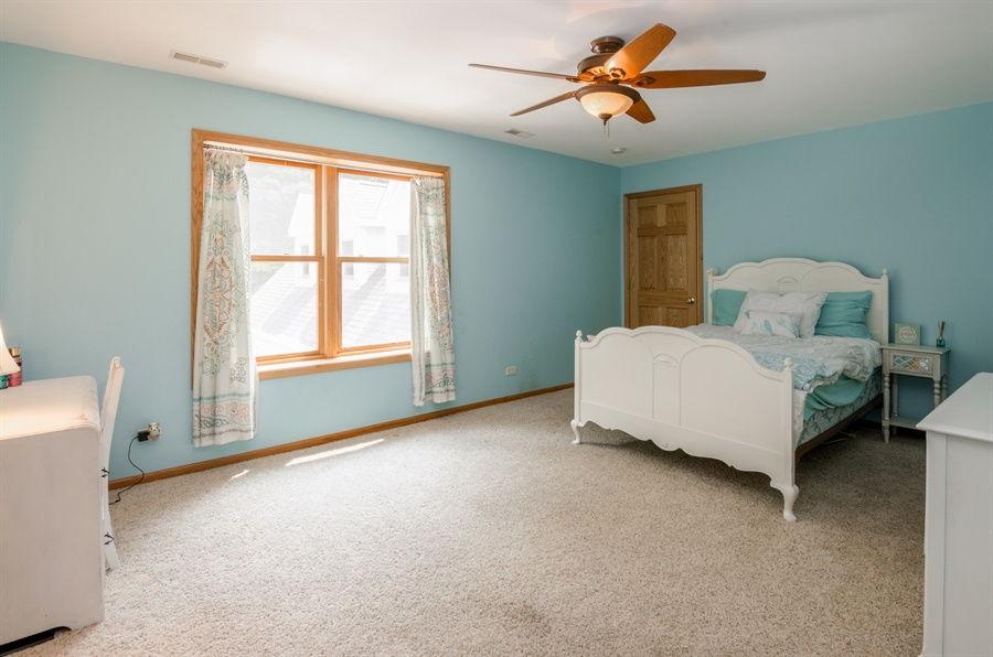 Real Estate Photography - 1511 N. River Road, Algonquin, IL, 60102 - 4th Bedroom