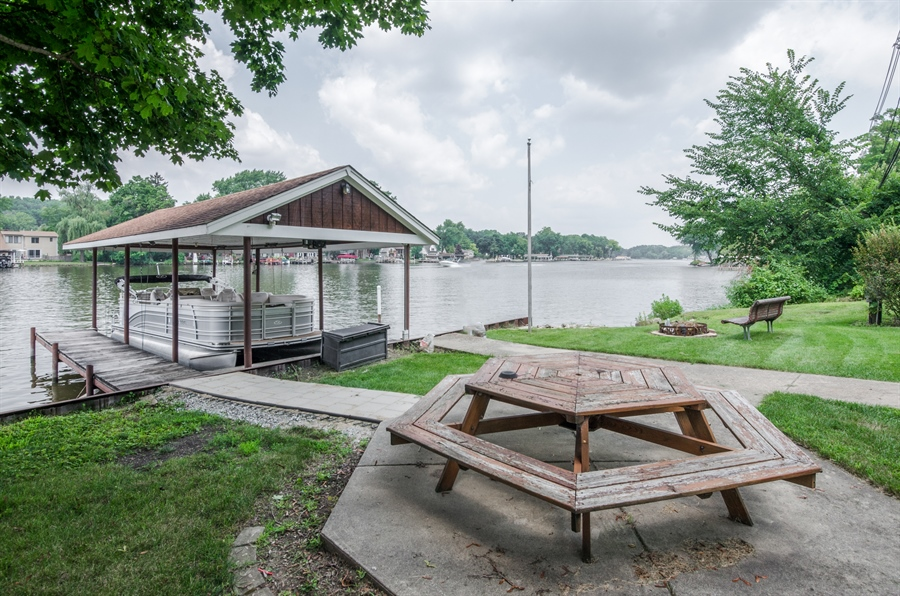 Real Estate Photography - 1511 N. River Road, Algonquin, IL, 60102 - River View